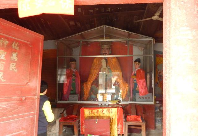 《封神榜》中黄飞虎还是玉皇大帝的弟弟?焦作天齐庙告诉你答案