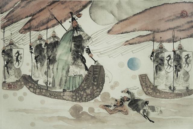 """""""水淹七军""""声势浩大,那七军到底有多少人?三种记载各执一词"""